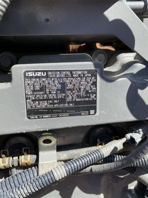 Isuzu motor for Sale in Oakland, CA