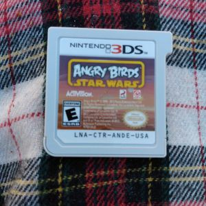 Nintendo 3DS Games - Angry Birds StarWars for Sale in Phoenix, AZ
