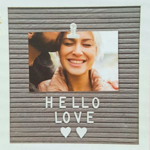 Message Board with Photo Clip for Sale in Woburn, MA