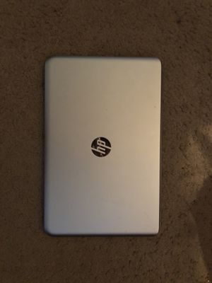 "2015 HP touchscreen laptop 15"" for Sale in Chesapeake, VA"