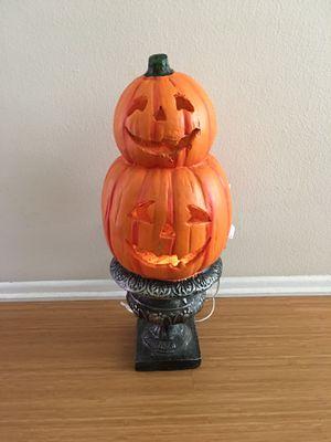 Halloween Light up Pumpkin Decor for Sale in Irvine, CA