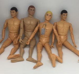Authentic Reproduction Gi Joe Action Figures (4 total) for Sale in CANAL WNCHSTR, OH