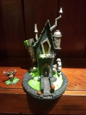 NBC SLIME FACTORY HOUSE Nightmare Before Christmas Hawthorne Village Collection with Harlequin Demon Disney RARE for Sale in Los Angeles, CA
