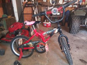 Huffy first order star wars kids bike for Sale in Acworth, GA