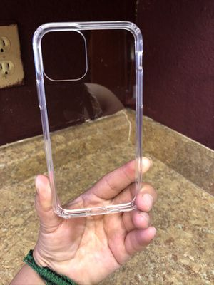 CASE COLOR CLEAR FOR IPHONE 📱 11 for Sale in Ontario, CA