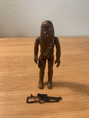 Star Wars Vintage Kenner Chewbacca for Sale in Poway, CA