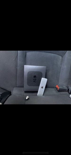 Apple TV. for Sale in OLD RVR-WNFRE, TX