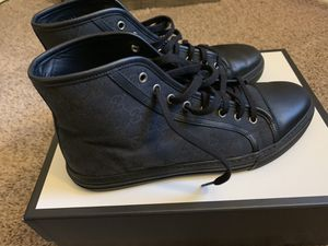 GUCCI men's shoes size 11 for Sale in Norwalk, CA