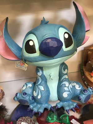 """Jim Shore Disney Traditions Stitch large 13""""H figure for Sale in Goodyear, AZ"""