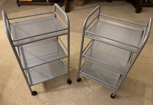 Rolling carts for Sale in Central Lake, MI