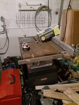 Table saw for Sale in Levittown, PA