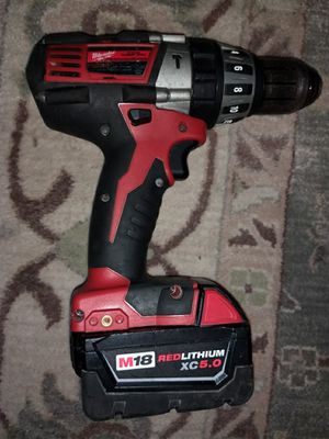 Milwaukee M18 Fuel Impact Drill Kit for Sale in Federal Way, WA
