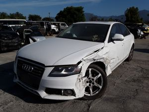 2009 Audi A4 2.0 Turbo automatic for parts for Sale in Irwindale, CA
