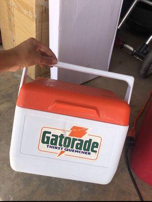 Gatorade cooler for Sale in Wildomar, CA