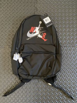 Nike Jumpman Back Pack New with Tags for Sale in Cerritos, CA