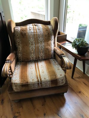 Pair of antique European chairs. Good condition. Dimensions upon request. for Sale in Smyrna, GA