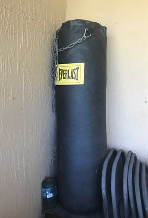 Everlast 70lb heavy bag for Sale in Miami, FL
