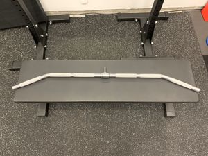 New Rep Fitness Stainless Lat Pulldown Bar for Sale in San Diego, CA