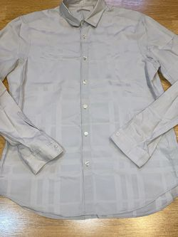 Burberry Brit Men's L Checkered Shirt for Sale in Milwaukie,  OR
