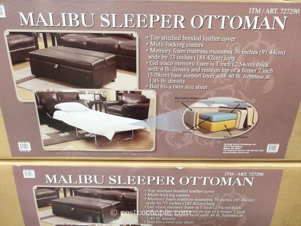 Newest 53c92 78eff Synergy Sleeper Ottoman