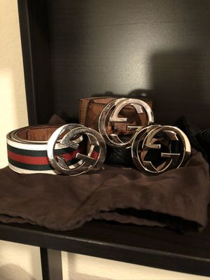 Gucci belt for Sale in Arlington, TX
