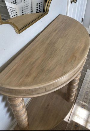 Console Table for Sale in Federal Dam, MN