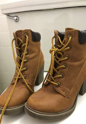 High heel boots for Sale in Fairfax, VA