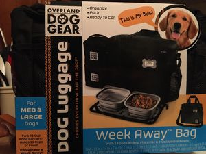 Overland Dog Gear for Sale in Progreso Lakes, TX