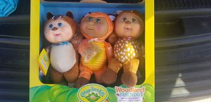 Cabbage Patch kids (Woodland Friends) for Sale in Pomona, CA