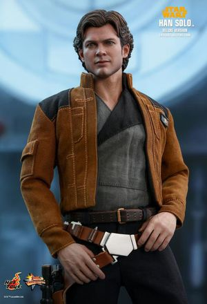 Hot Toys 1/6 Star Wars Solo Deluxe Figure for Sale in Chino Hills, CA