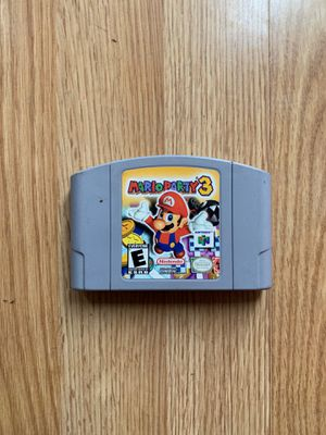 Mario Party 3 Cartridge for Sale in Los Angeles, CA
