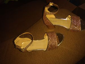 Rose gold dress shoes for Sale in Lockhart, TX