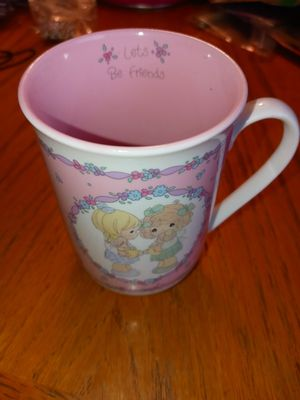 1992 Enesco Precious Moments Collection Cup for Sale in Tampa, FL