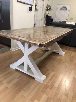 Farmhouse dining table for Sale in Spring Hill, TN