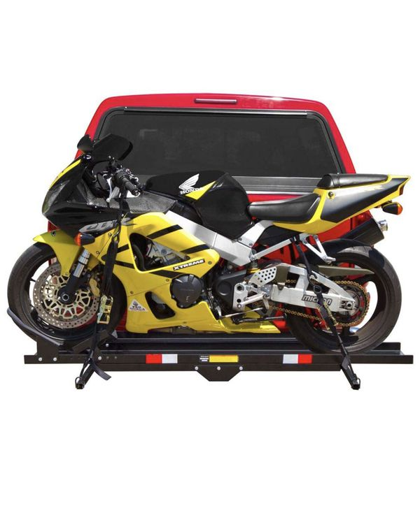 Motorcycle Carrier/Trailer Rated 600lbs