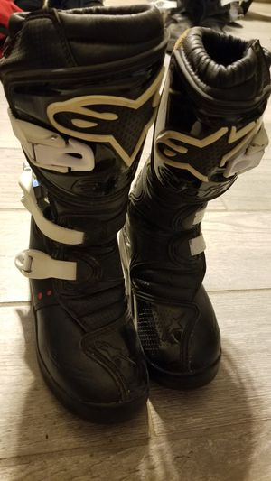 Alpinestars Tech 4S Boots size 7 for Sale in Riverside, CA