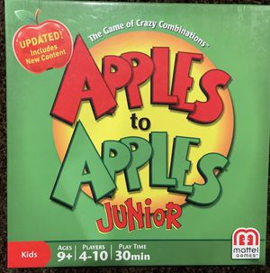 Apple to apple junior for Sale in Kirkwood, MO