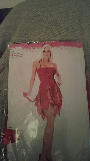 Party devil Halloween costume M/L for Sale in Taylorsville, UT