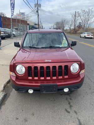 2012 Jeep Patriot Auto 2.4. 4 Cl. 150 .000 Milles. for Sale in Elizabeth, NJ