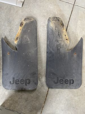 Limited edition rare Jeep Cherokee xj stock parts for Sale in Vancouver, WA