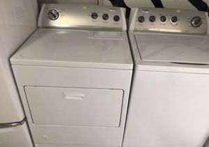 Whirlpool washer and gas dryer for Sale in San Diego, CA