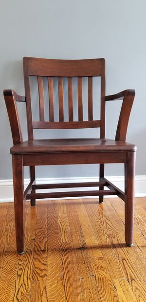 Antique SIKE Desk Chair for Sale in East Norriton, PA
