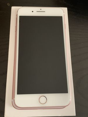 iPhone 7 Plus Unlocked 32 GB Rose Gold for Sale in Plantation, FL