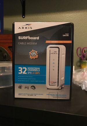 ARRIS SURFboard Cable Modem for Sale in Avondale, AZ