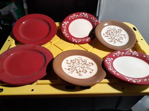 Decorative plates for the wall or dining for Sale in Henderson, NV
