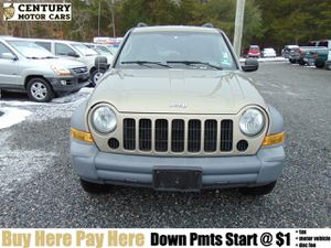 2005 Jeep Liberty for Sale in Stafford Township, NJ
