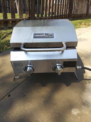 Nexgrill 2-Burner camper for Sale in Carrollton, TX