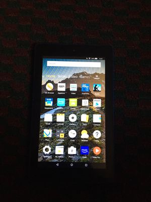 Amazon tablet for Sale in White Hall, AR