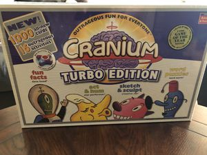 Cranium Turbo Edition board game for Sale in Phoenix, AZ