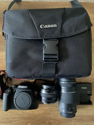 Canon Eos Rebel T6 for Sale in Kennewick, WA